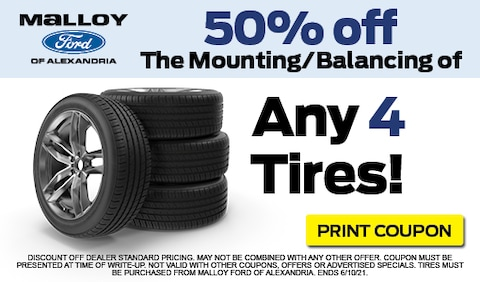 Mounting/Balancing Tires