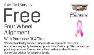 FREE Alignment with Tire Purchase
