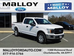 New 2019 Ford F-150 XL Truck 1FTEX1EB5KKC95329 for sale at your Charlottesville VA used Ford authority
