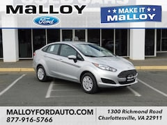 New 2019 Ford Fiesta S Sedan 3FADP4AJ5KM126341 for sale at your Charlottesville VA used Ford authority
