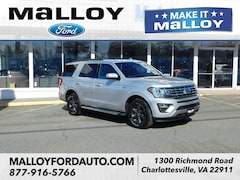 New 2019 Ford Expedition XLT SUV 1FMJU1JT9KEA17081 for sale at your Charlottesville VA used Ford authority