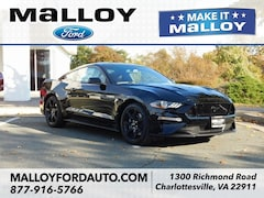 New 2019 Ford Mustang GT Premium Coupe 1FA6P8CF7K5124718 for sale at your Charlottesville VA used Ford authority