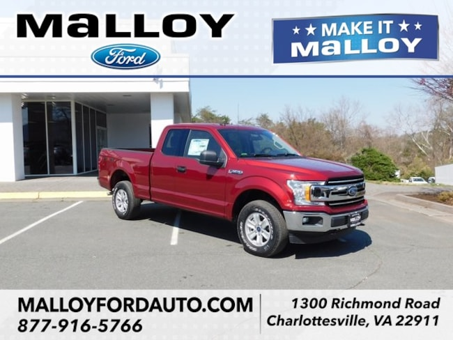 New  2019 Ford F-150 XLT Truck for sale at your Charlottesville VA used Ford authority