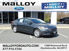 New 2019 Ford Fusion SE Sedan 3FA6P0HD3KR194741 for sale at your Charlottesville VA used Ford authority