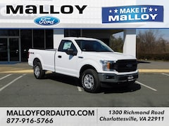 New 2019 Ford F-150 XL Truck 1FTMF1EB3KKC95327 for sale at your Charlottesville VA used Ford authority