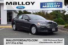 New 2019 Ford Fusion S Sedan 3FA6P0G74KR107943 for sale at your Charlottesville VA used Ford authority