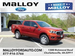 New 2019 Ford Ranger XLT Truck 1FTER4FHXKLA12478 for sale at your Charlottesville VA used Ford authority