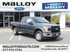 New 2019 Ford F-150 XL Truck 1FTEX1EB2KKD32322 for sale at your Charlottesville VA used Ford authority