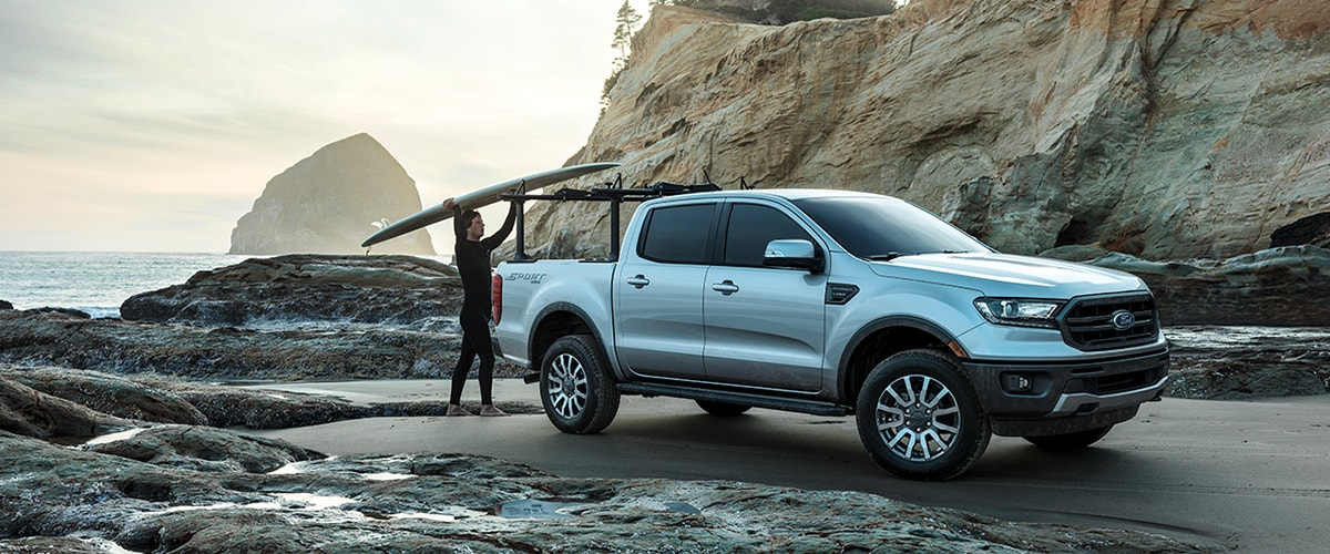 New 2019 Ford Ranger For Sale | Malloy Ford of Charlottesville