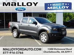 New 2019 Ford Ranger XL Truck 1FTER4FH6KLA22277 for sale at your Charlottesville VA used Ford authority