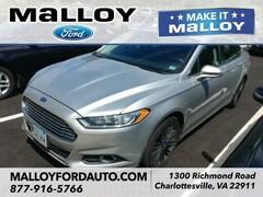 2014 Ford Fusion SE Sedan 1FA6P0HD5E5355579 for sale at your Charlottesville VA used Ford authority