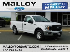 New 2019 Ford F-150 XL Truck 1FTMF1CB0KKD43031 for sale at your Charlottesville VA used Ford authority