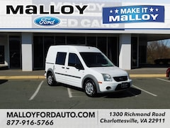 2012 Ford Transit Connect XLT Cargo Van for sale at your Charlottesville VA used Ford authority