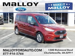 New 2019 Ford Transit Connect XLT Wagon NM0GE9F2XK1405855 for sale at your Charlottesville VA used Ford authority