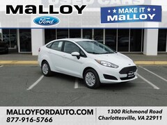New 2019 Ford Fiesta S Sedan 3FADP4AJ7KM126339 for sale at your Charlottesville VA used Ford authority