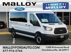 New 2018 Ford Transit-350 XL Wagon for sale at your Charlottesville VA used Ford authority