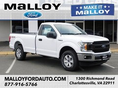 New 2019 Ford F-150 XL Truck 1FTMF1EB9KKD68877 for sale at your Charlottesville VA used Ford authority