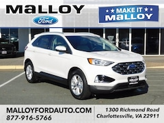 New 2019 Ford Edge SEL SUV 2FMPK4J94KBB40501 for sale at your Charlottesville VA used Ford authority