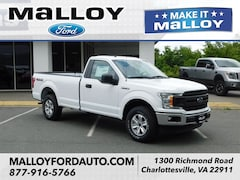 New 2019 Ford F-150 XL Truck 1FTMF1EB8KKD43033 for sale at your Charlottesville VA used Ford authority
