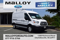 New 2018 Ford Transit-250 Base Cargo Van 1FTYR2CM0JKA92994 for sale at your Charlottesville VA used Ford authority