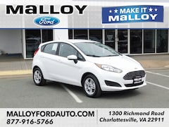 New 2019 Ford Fiesta SE Hatchback 3FADP4EJ8KM129101 for sale at your Charlottesville VA used Ford authority
