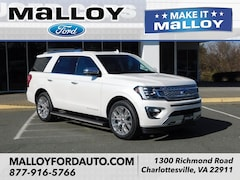 New 2019 Ford Expedition Platinum SUV 1FMJU1MT3KEA26564 for sale at your Charlottesville VA used Ford authority
