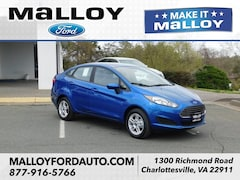 New 2019 Ford Fiesta SE Sedan 3FADP4BJ9KM134909 for sale at your Charlottesville VA used Ford authority
