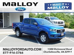 New 2019 Ford Ranger XLT Truck 1FTER4FH9KLA33404 for sale at your Charlottesville VA used Ford authority