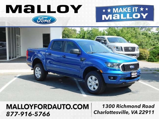 New  2019 Ford Ranger XLT Truck for sale at your Charlottesville VA used Ford authority
