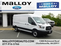 New 2019 Ford Transit-250 Base Cargo Van 1FTYR2CM4KKA84933 for sale at your Charlottesville VA used Ford authority