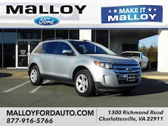 2013 Ford Edge SEL SUV 2FMDK3JC9DBA37408 for sale at your Charlottesville VA used Ford authority