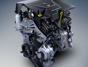 Gas powertrains.