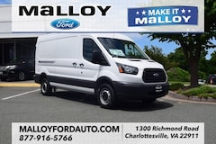 New 2018 Ford Transit-250 Base Cargo Van 1FTYR2CM2JKA92995 for sale at your Charlottesville VA used Ford authority
