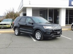 New 2019 Ford Explorer XLT SUV 1FM5K8D89KGA69645 for sale at your Charlottesville VA used Ford authority