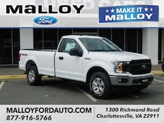 New 2019 Ford F-150 XL Truck 1FTMF1EB7KKD68876 for sale at your Charlottesville VA used Ford authority