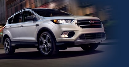 The Ford Escape is engineered