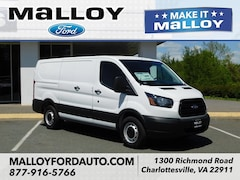 New 2019 Ford Transit-150 Base Cargo Van 1FTYE1ZM6KKA84932 for sale at your Charlottesville VA used Ford authority