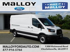 New 2019 Ford Transit-150 Base Cargo Van 1FTYE2CM5KKA78621 for sale at your Charlottesville VA used Ford authority