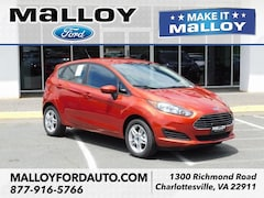 New 2019 Ford Fiesta SE Hatchback 3FADP4EJXKM145848 for sale at your Charlottesville VA used Ford authority