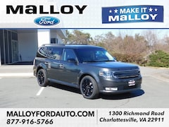 New 2019 Ford Flex SEL SUV 2FMHK6C8XKBA12073 for sale at your Charlottesville VA used Ford authority