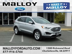 New 2019 Ford Edge SEL SUV 2FMPK4J93KBB92296 for sale at your Charlottesville VA used Ford authority