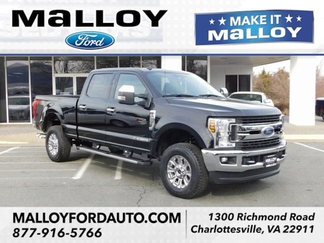 New  2019 Ford F-250SD XLT Truck for sale at your Charlottesville VA used Ford authority