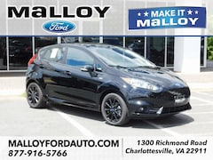 New 2019 Ford Fiesta ST Hatchback 3FADP4DJ4KM151632 for sale at your Charlottesville VA used Ford authority