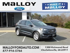New 2019 Ford Edge SEL SUV 2FMPK4J91KBB79336 for sale at your Charlottesville VA used Ford authority