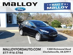 New 2019 Ford Fiesta SE Sedan 3FADP4BJ0KM129100 for sale at your Charlottesville VA used Ford authority