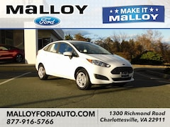 New 2018 Ford Fiesta SE Sedan 3FADP4BJXJM147571 for sale at your Charlottesville VA used Ford authority