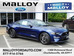 New 2019 Ford Mustang Ecoboost Premium Coupe 1FA6P8TH0K5185121 for sale at your Charlottesville VA used Ford authority