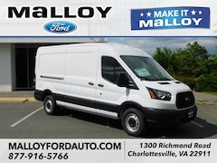 New 2019 Ford Transit-250 Base Cargo Van 1FTYR2CM1KKA74182 for sale at your Charlottesville VA used Ford authority