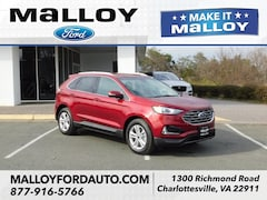 New 2019 Ford Edge SEL SUV 2FMPK4J93KBB79337 for sale at your Charlottesville VA used Ford authority