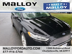 2013 Ford Fusion SE Sedan 3FA6P0HR5DR143787 for sale at your Charlottesville VA used Ford authority